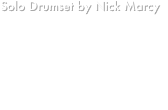 Solo Drumset book info
